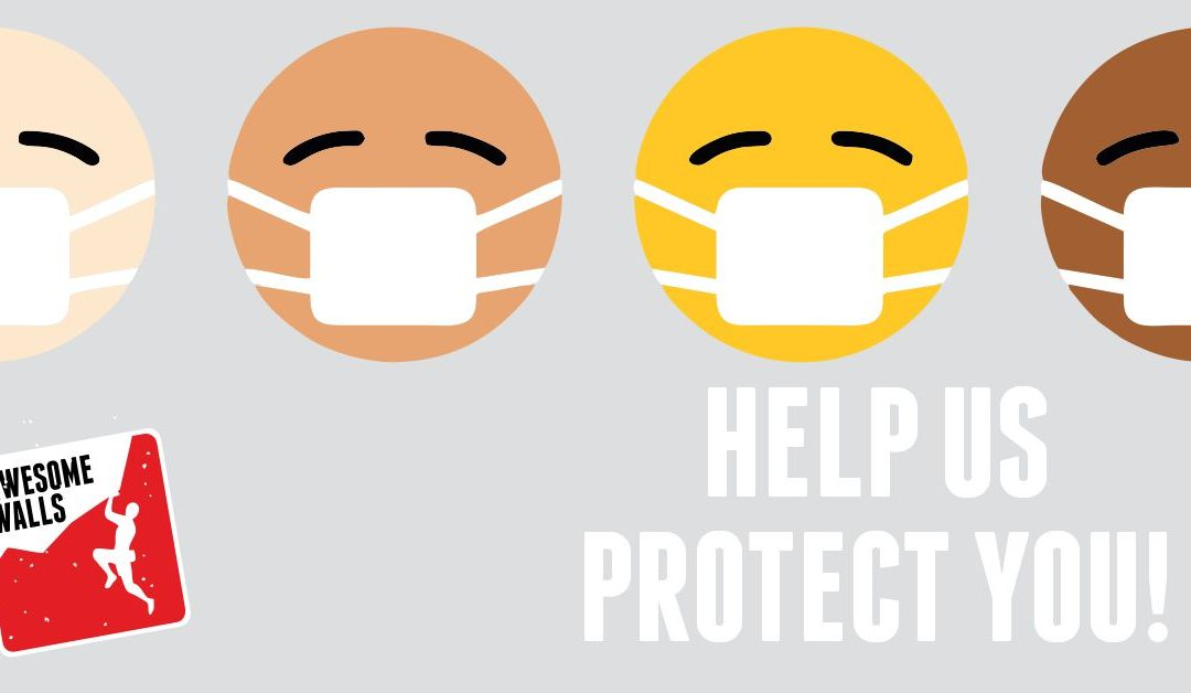Helping Us To Help You- Face Coverings